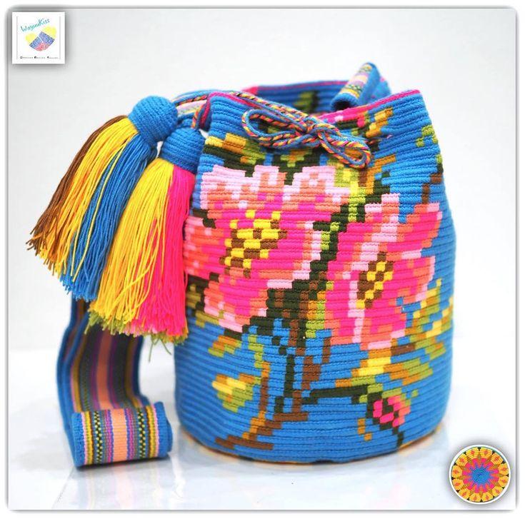 23 отметок «Нравится», 2 комментариев — Wayuu Bags &Bikini etc. (@wayuukiss) в Instagram: «Wayuu bag double strands รุ่น Premium quality ⭕️Sold out⭕️ •ฐาน 8นิ้ว สูง 10 นิ้ว •สายยาว 108 cm.…»