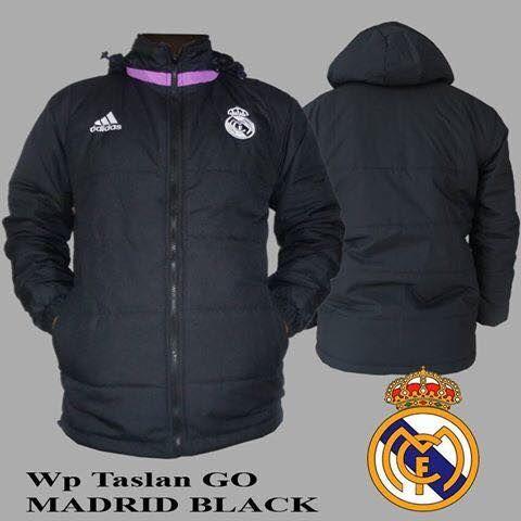 Jaket Waterproof Real Madrid Grade Ori  www.berkahmurah.com  #realmadrid #jaketbola #waterproof #jaketmurah #jaketwaterproof #jaketpria #jaketcowok #hoodie #jaketbola