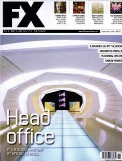 FX Interior Design Magazine Home Decorating Shelter Architecture Lifestyle