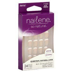 Nailene Real French Pink French (Pack of 2) by Nailene. $16.29