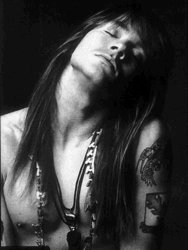 Axl Rose. This man has incredible vocal talent. #unbelievablepipes #lawwdd