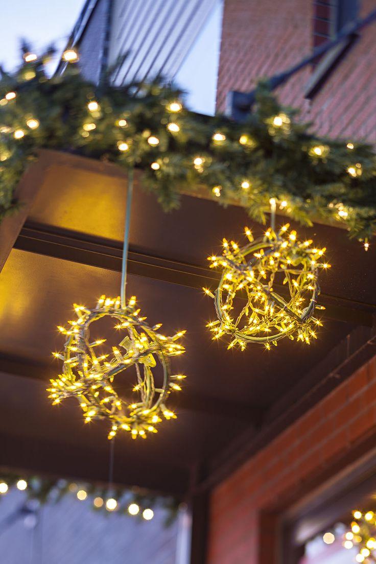 70d0d8dae9066d10e7a36471aab1207a christmas door decorations globe lights jpg Best 63 Light Up Christmas