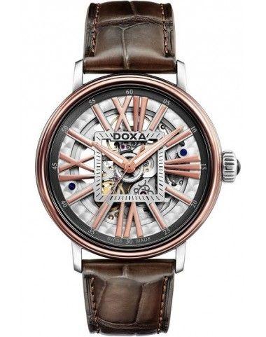 Zegarek Szwajcarski DOXA GRANDEMETRE D154RWH