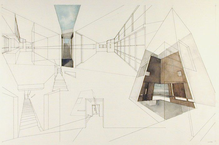 Movement 3 from thailand unfolding house 1994 1996 for Paper for architectural drawings