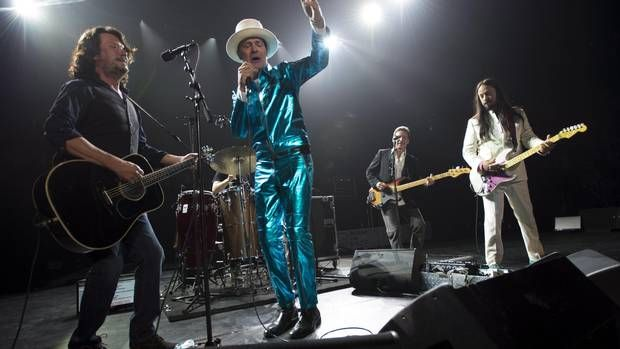 What it's like to dress Gord Downie for The Tragically Hip's last tour - The Globe and Mail
