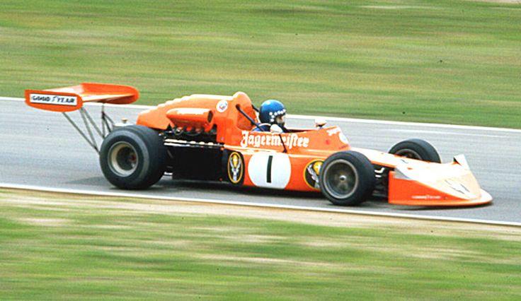 1974 Hans Joachim Stuck, D March Engineering March 742 - BMW M12/Rosche