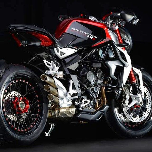 MV Agusta Dragster blinged-out!