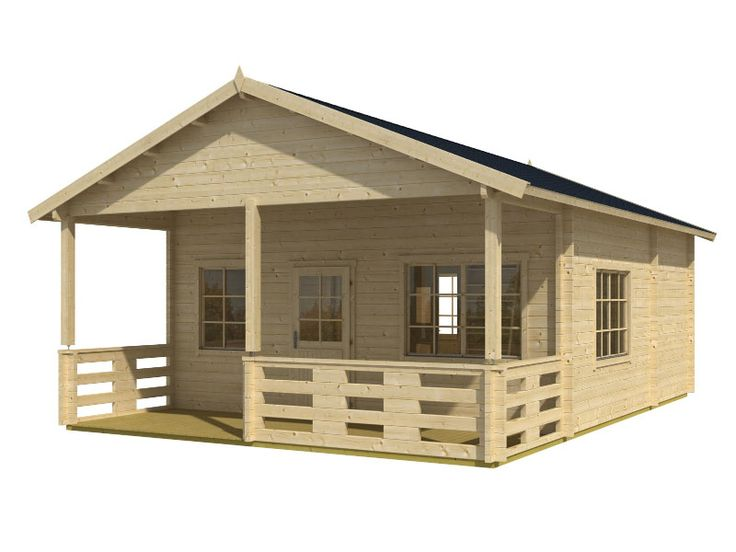 8 best large log cabin kits images on pinterest cabin for Large cabin kits