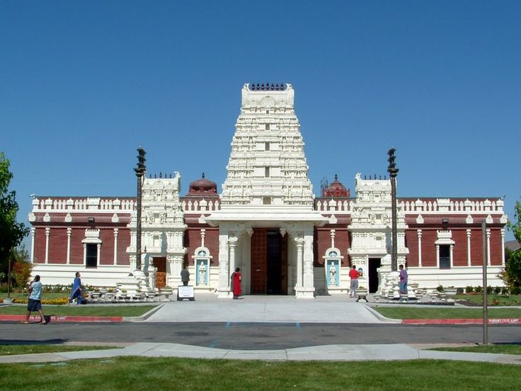 Shiva-Vishnu Temple, Livermore, California, US