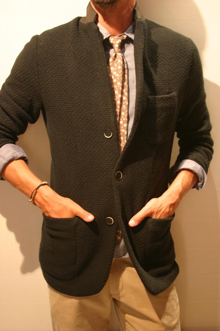 Giacca maglia
