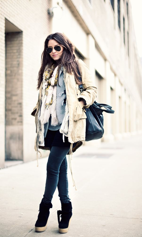 great winter layers