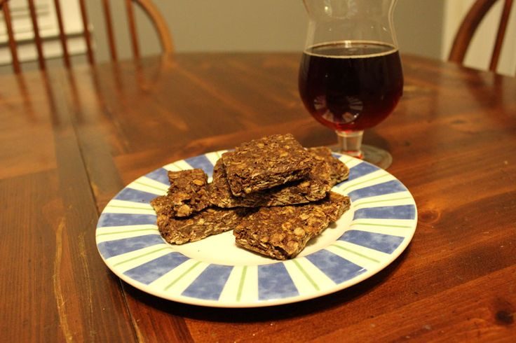 Spent Grains Energy Bar Recipe - Homebrewing