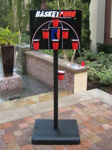 Everyone has played beer pong.. But be the highlight of the tailgating party with BASKETPONG!! #UltimateTailgate #Fanatics