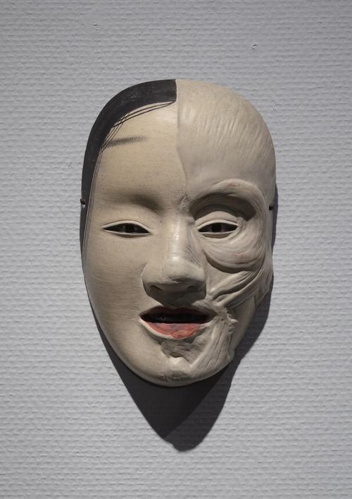 Malformed Noh Masks / Motohiko Odani (2007)