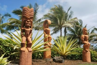 What Is the Meaning of Tiki statues?