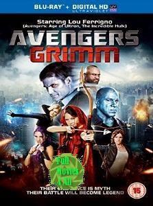 Avengers Grimm 2015 Dubbed BRRip Watch Online