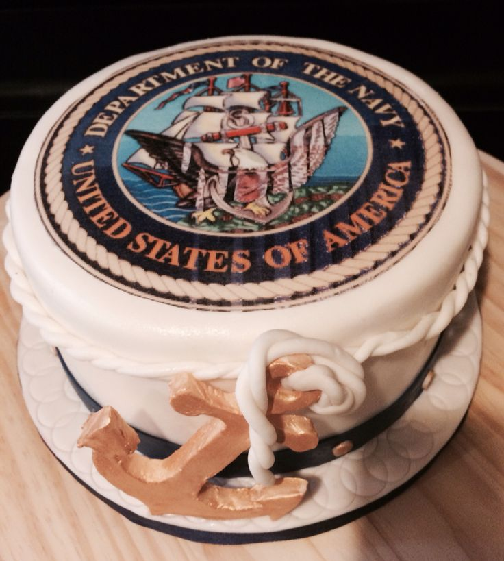 12 Best Images About Navy Themed Food On Pinterest