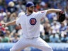 Scott Feldman pitched 6 2/3 scoreless innings and hit a two-run double in the decisive fourth inning, as the Cubs took the middle game of their series with the Mets. Anthony Rizzo and Nate Schierholtz also homered for Chicago.