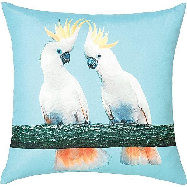 Riviera Cockatoo Outdoor Cushion