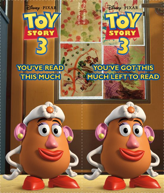 Toy Story Bookmarks 11