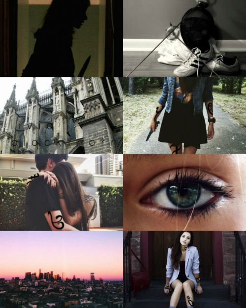 Downworlders Network Battle: one character from TDA or TLH  ↳ livia blackthorn