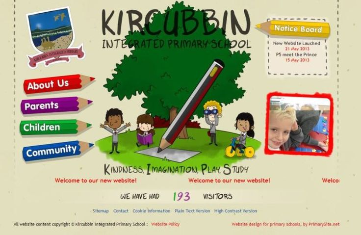 Kircubbin Primary Home Page