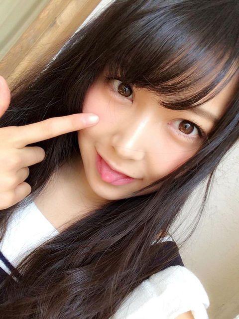 白間美瑠 AKB48
