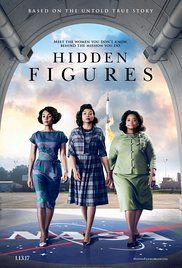 Hidden Figures (2016)  PG  7.9  Based on a true story. A team of African-American women provide NASA with important mathematical data needed to launch the program's first successful space missions.   (Be sure to read the statements about the real women and see their photos at the end.)