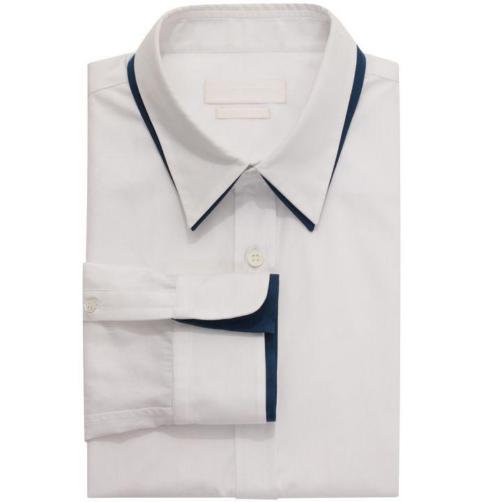ALEXANDER MCQUEEN|Shirts|Double Collar shirt