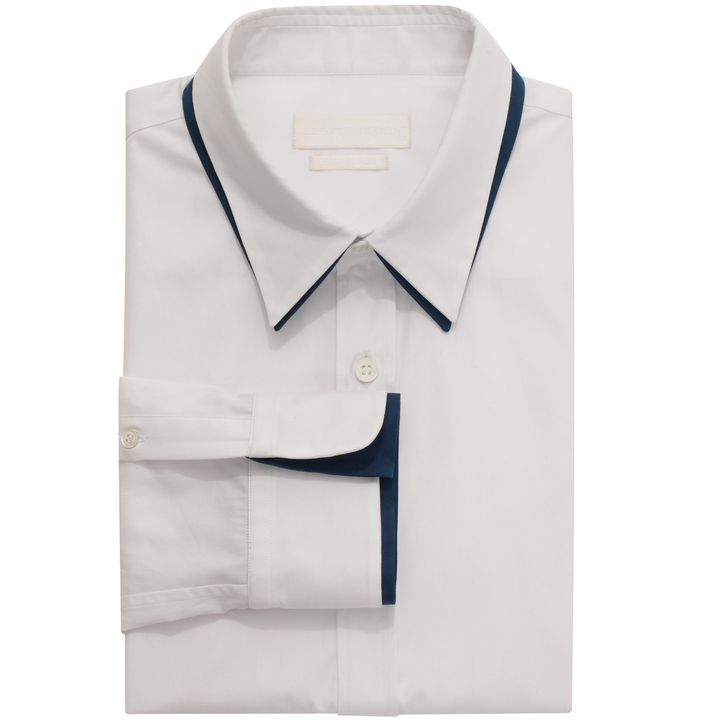 ALEXANDER MCQUEEN | Shirts | Double Collar shirt