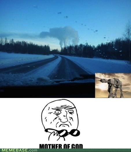 Meanwhile, on Hoth...: At At Cloud, Stuff, Mother, Funny Pictures, Awesome, Stars, Star Wars, Ilovestarwars Othernerdythings
