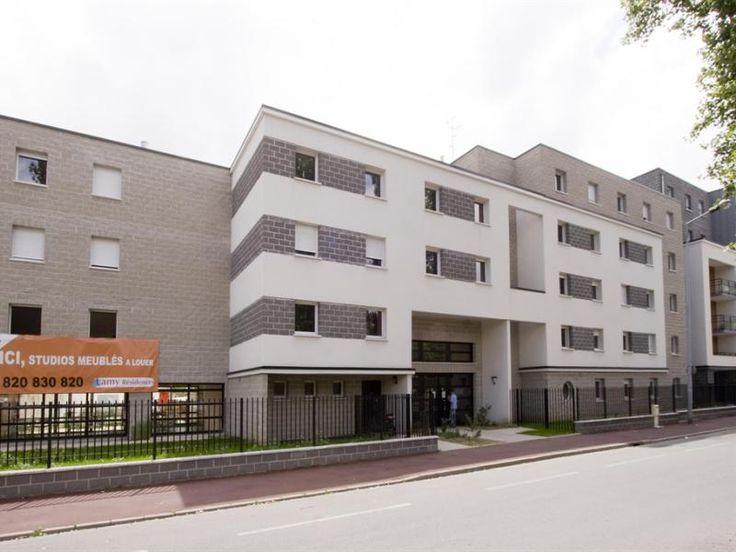 8 best lmnp ancien r sidence tudiant images on pinterest for Appart hotel gerzat