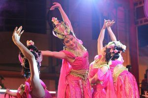 Thailands biggest Chinese New Year celebrations officially open in Bangkoks China Town