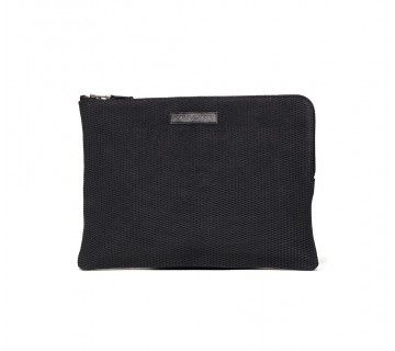 BATU S - BLACK PERFORATED