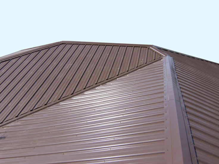 17 Best Images About Rib Steel Roofing Tuff Rib On