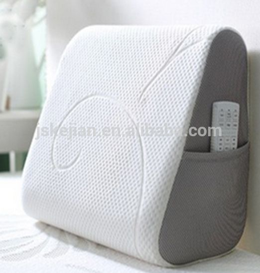 Back Rest Memory Foam Back/Lumbar Pillow Comfort for Reading and TV Watching, View memory foam pillow, KEJIAN Product Details from Jiangsu Kejian Sponge Co., Ltd. on Alibaba.com