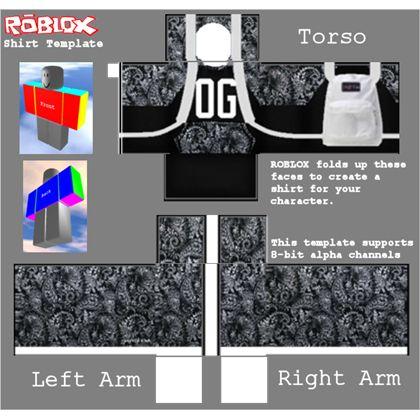 """Attēlu rezultāti vaicājumam """"roblox shirt template"""""""