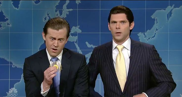 """The news is so absurd that """"Saturday Night Live"""" had to come out of their summer vacation schedule to issue a Weekend Update to handle the news. The Weekend Update: Summer Edition dealt…"""