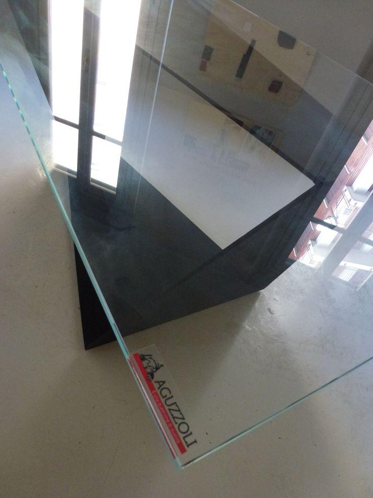 #news #tavolo #trapeze by Aguzzoli Arredamenti   Tavolo disegnato da Fabio Aguzzoli
