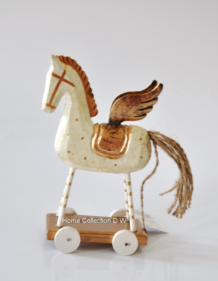 Vintage Horse Table Decoration