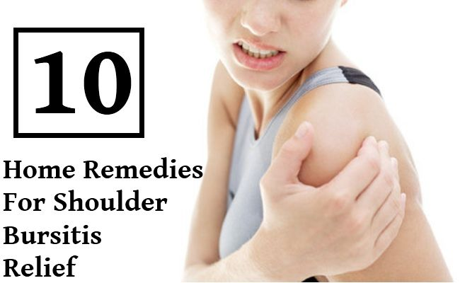 DIY Home Remedies, Kitchen Remedies and Herbs - http://www.remediesandherbs.com/10-home-remedies-for-shoulder-bursitis-relief/