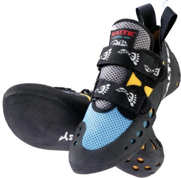 Saltic *Vampir* Kletterschuhe Klettern Bouldern Sportklettern Hoch Hinaus