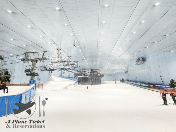 Ski Dubai is an achievement in itself. The UAE built the world's largest indoor ski resort inside one of the largest malls in the world.  Ski Dubai is located in the Mall of the Emirates. The nearly 300 feet high indoor mountain with five different slopes; the total run of the slope is a …