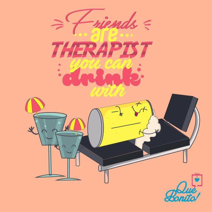 Por esos amigos que siempre están a tu lado #quote #frases #amistad #quebonitostore #quebonito #regalos