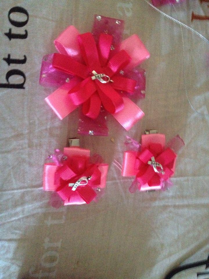 Wear pink breast cancer month