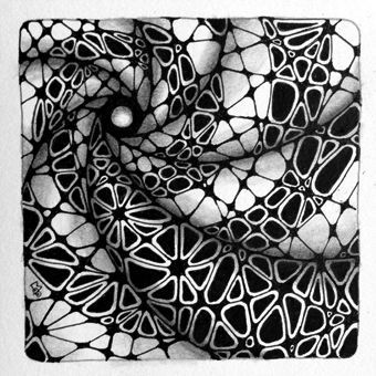 Image result for zentangle akoya