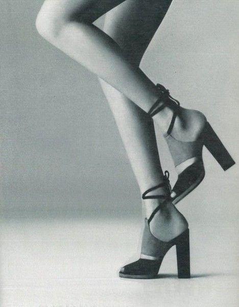 Vogue Italia, 1972 - Fashion Flashback - Photos