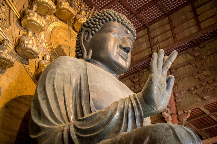 World Heritage Sites in the old Japanese capital of Nara