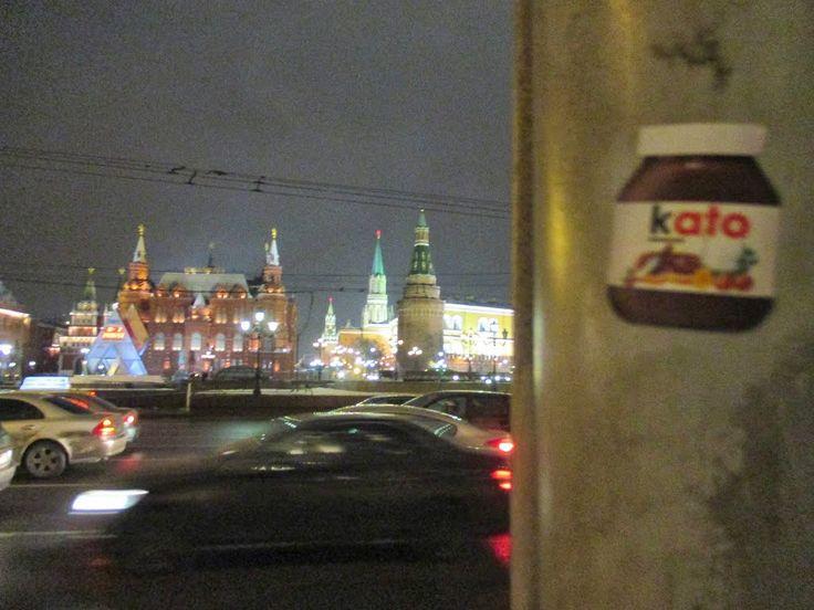 Kato Stick in Moscú