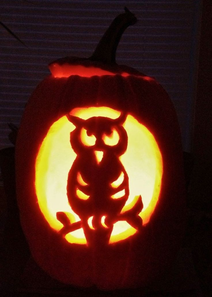Download cool but easy pumpkin carving ideas